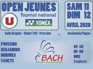 Tournoi national jeunes