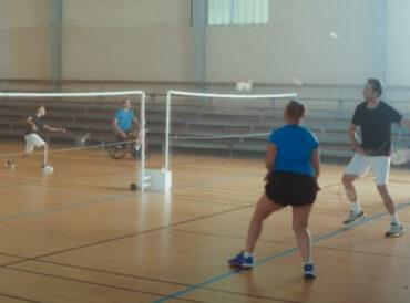 Le badminton : un sport qui te ressemble